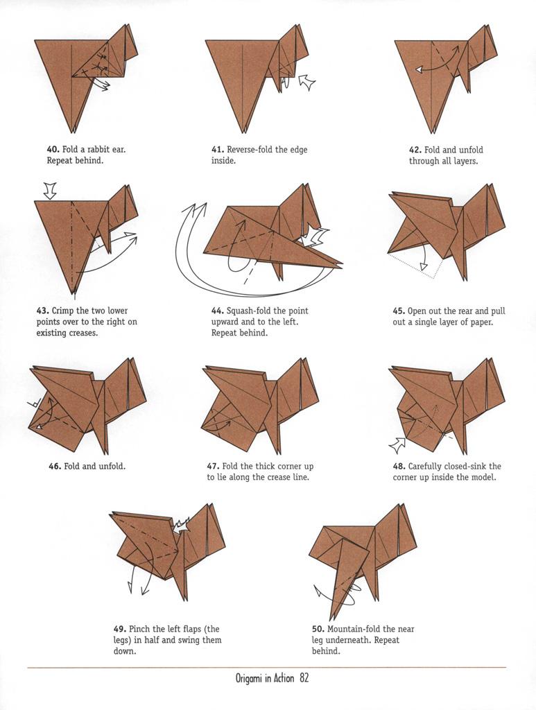 Robert Lang Origami