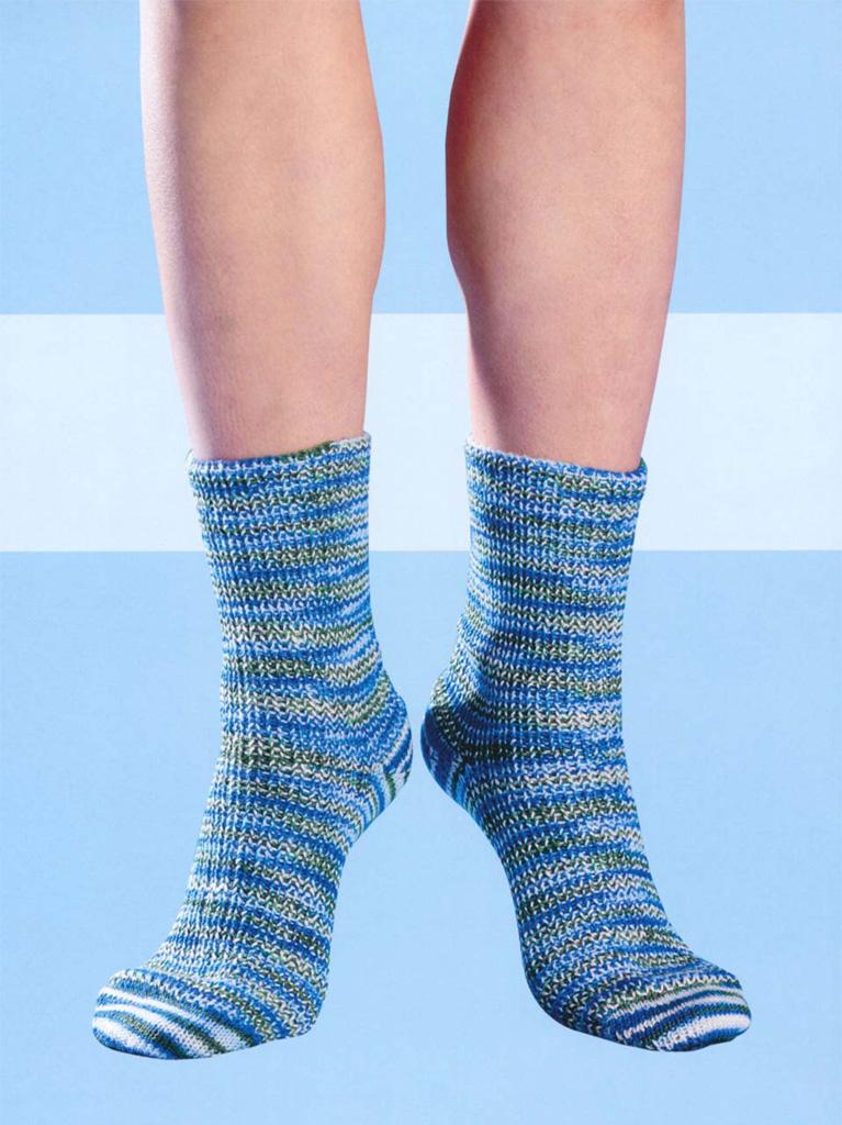 Loom Knitting Socks Isela Phelps Macmillan