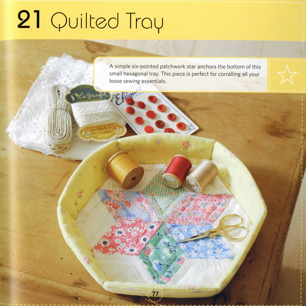 Small Quilted Gift Ideas To Make : Sweet & Simple Patchwork Gifts Hisako Arai Macmillan