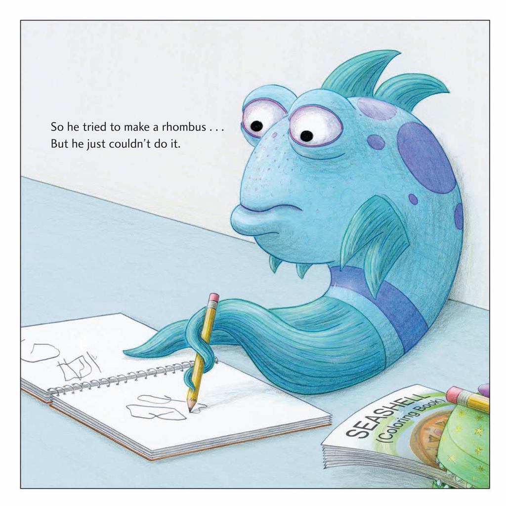 The pout pout fish goes to school deborah diesen macmillan for Pout pout fish goes to school
