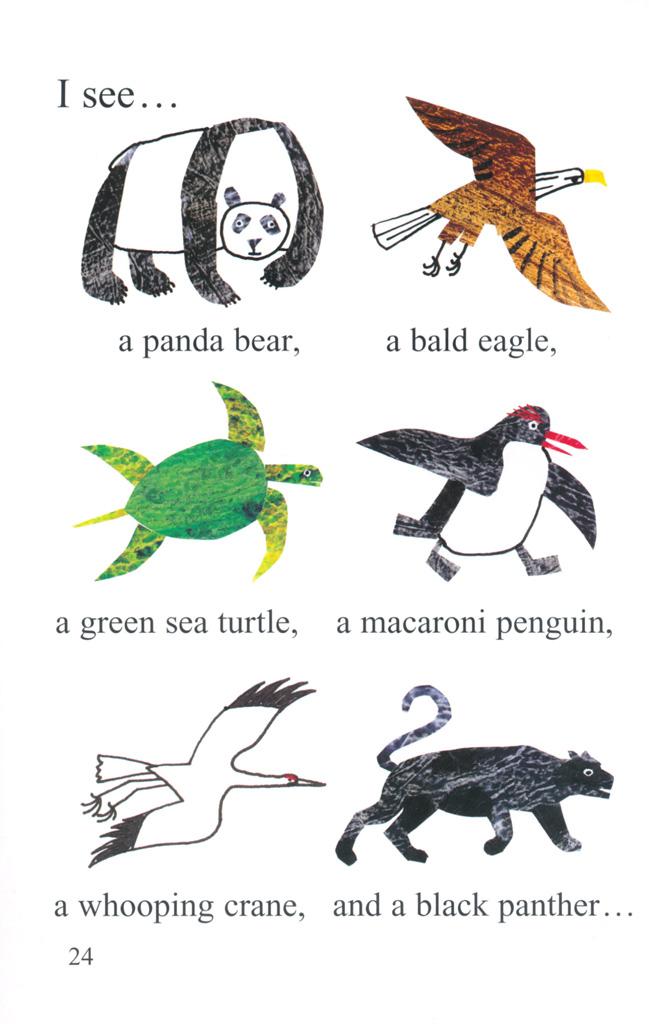 Panda Bear, Panda Bear, What Do You See? | Bill Martin Jr. | Macmillan