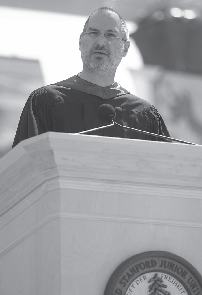 steve jobs the man who thought From the start, his path was never predictable steve jobs was given up for adoption at birth, dropped out of college after one semester, and at the age of twenty, created apple in his parents' garage with his friend steve wozniack.