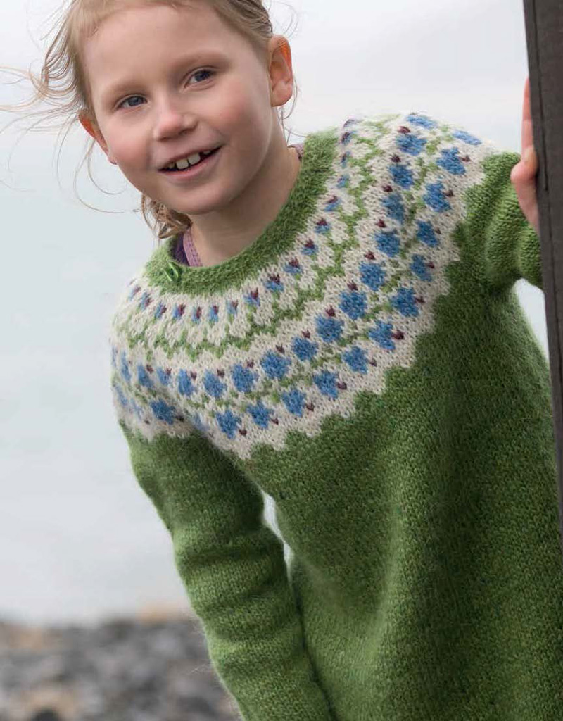 Knitting with Icelandic Wool Vedis Jonsdottir Macmillan