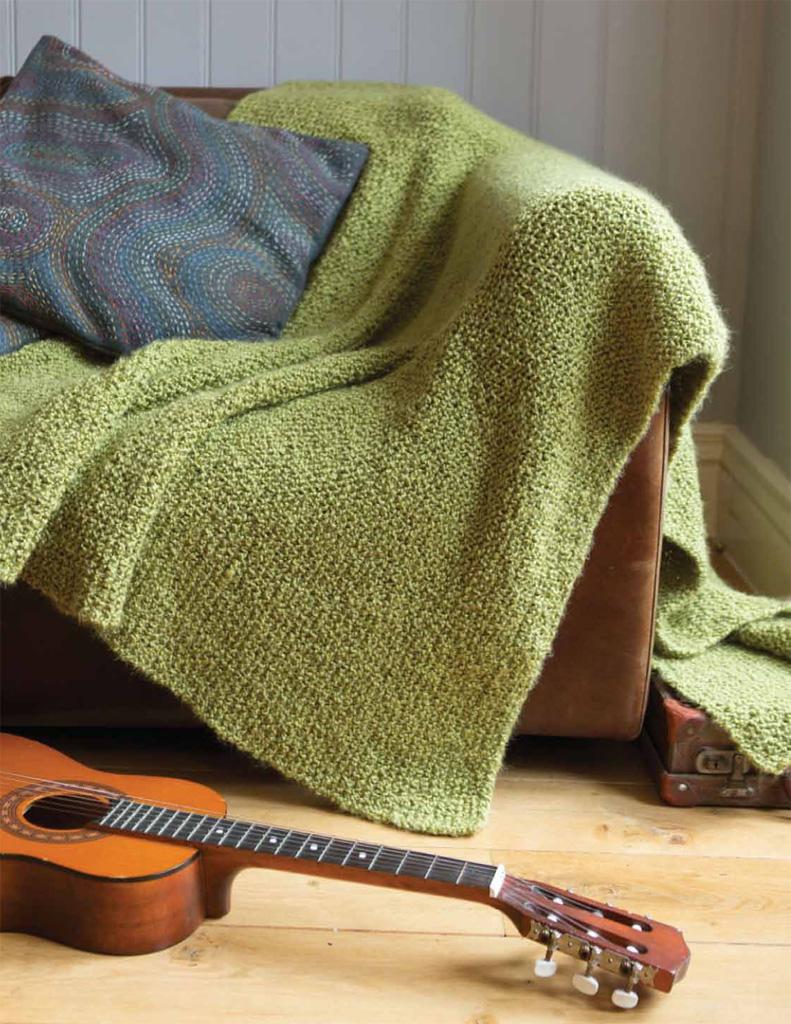 Loom Knitting Afghans Isela Phelps Macmillan