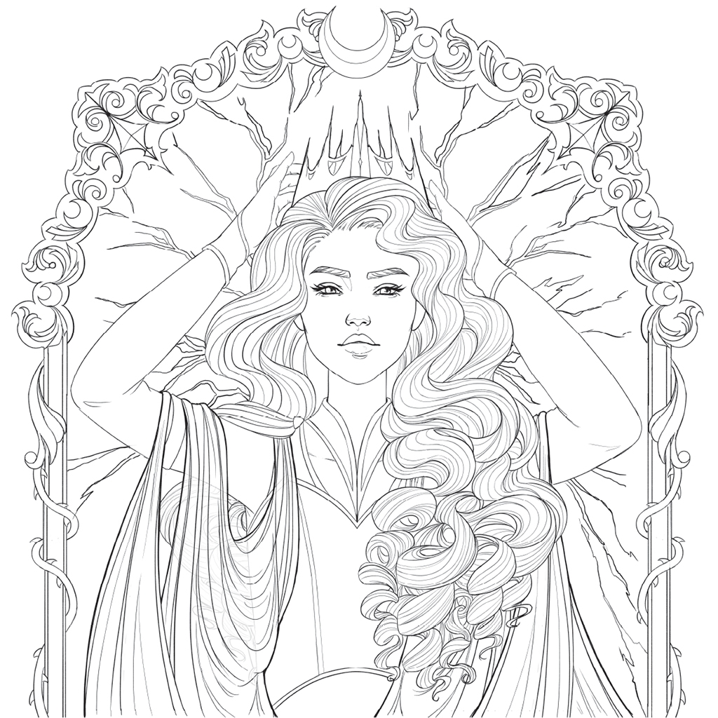 Coloring Pages for Adults  Super Coloring