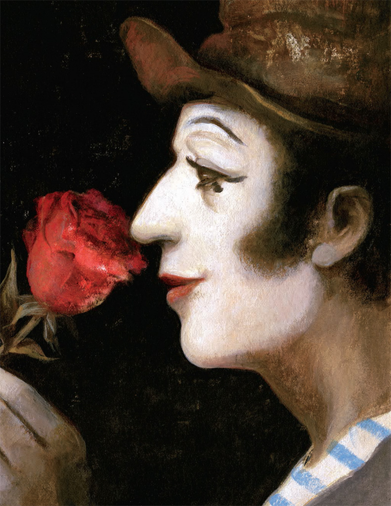 Young Marcel Marceau Marcel Marceau The World 39 s
