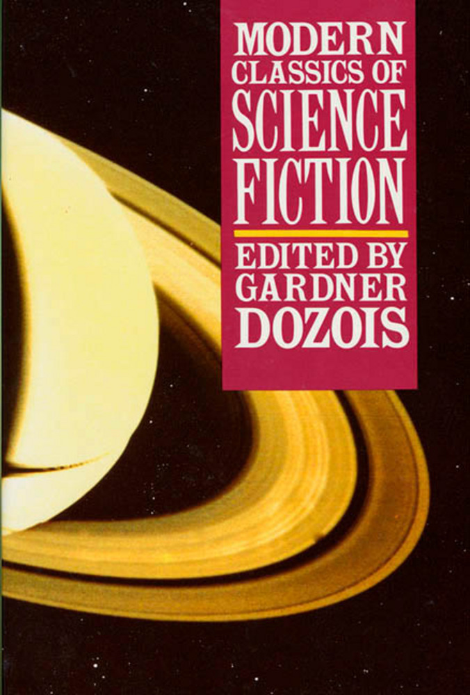 Modern Science Fiction Book Covers : Modern classics of science fiction gardner dozois