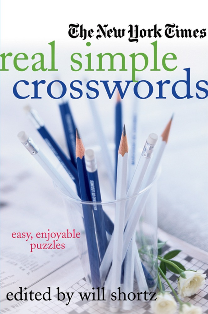 The new york times real simple crosswords the new york for Minimalist living new york times