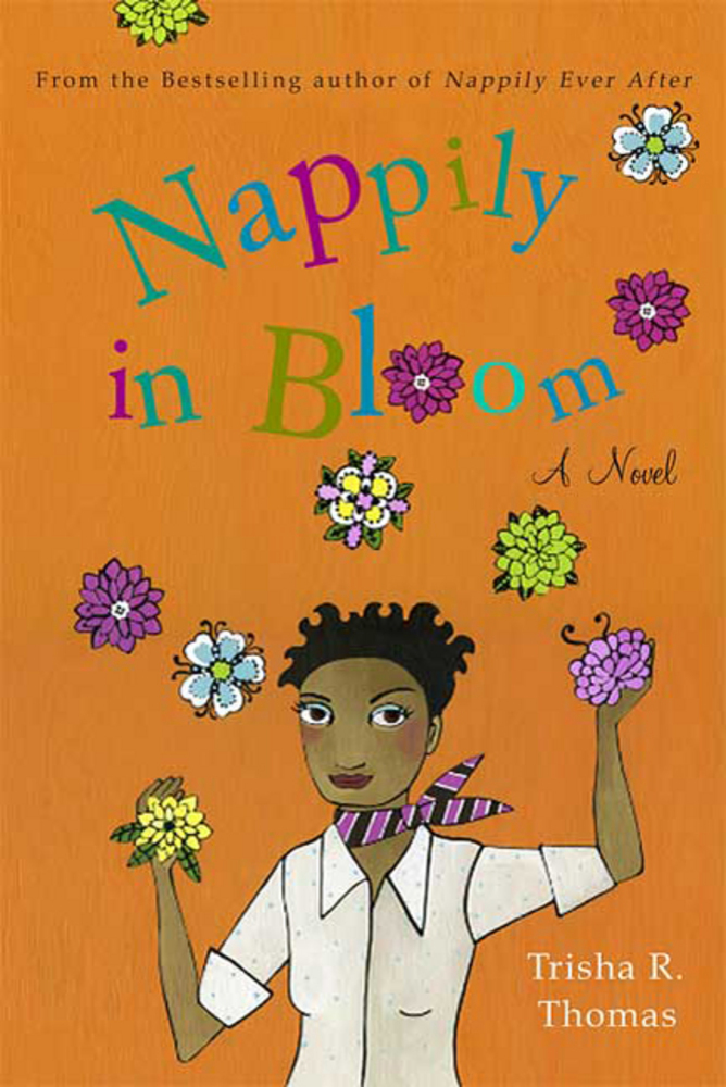 Nappily in Bloom by Trisha R. Thomas (2009, Paperback)