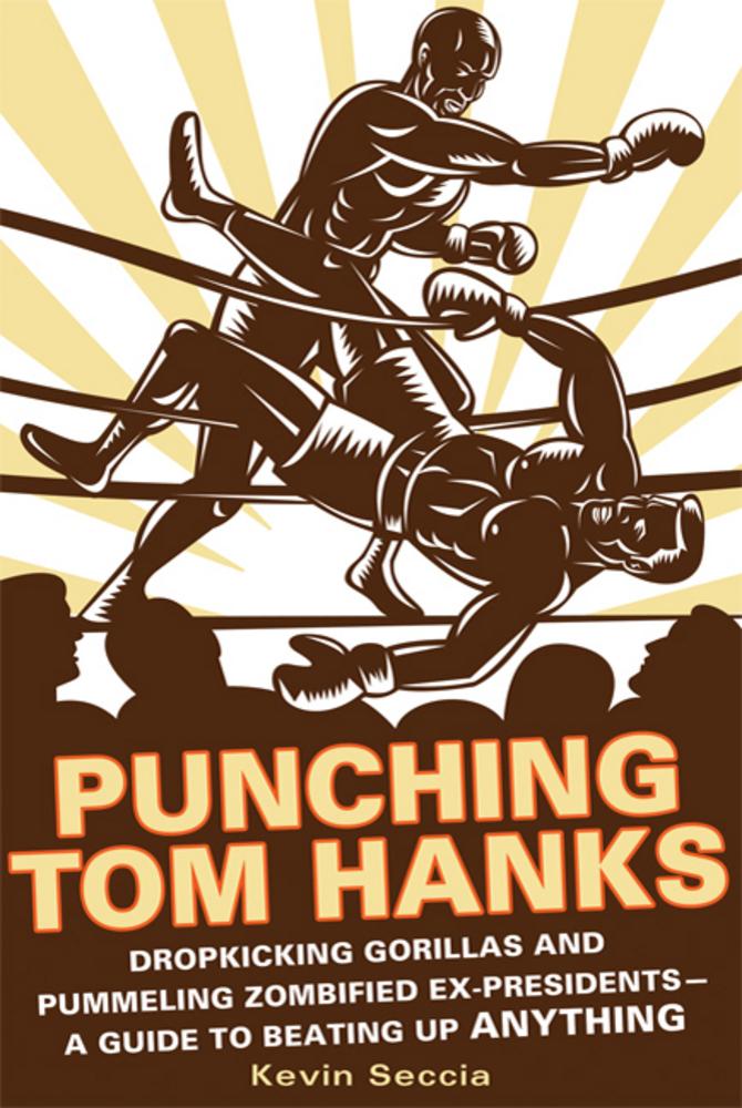 Punching Tom Hanks
