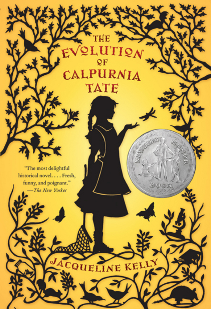 Image result for the evolution of calpurnia tate