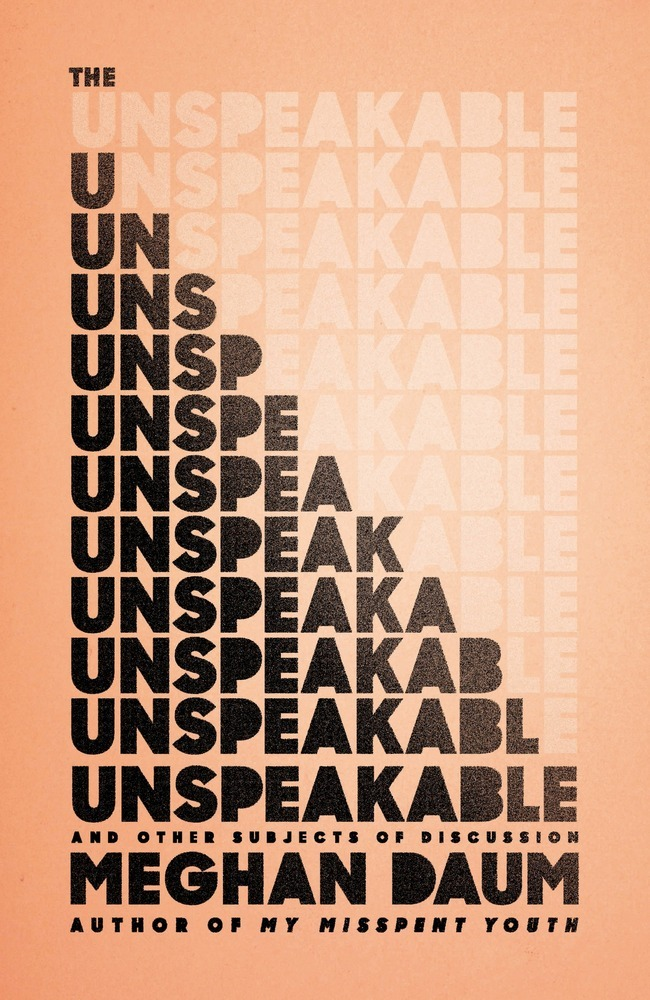 The Unspeakable