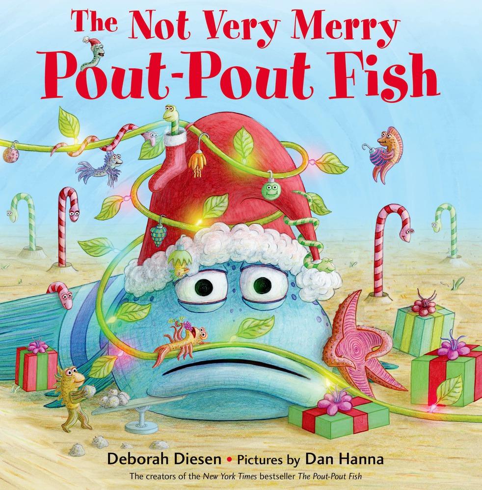 Coming in September:  The Not Very Merry Pout-Pout Fish