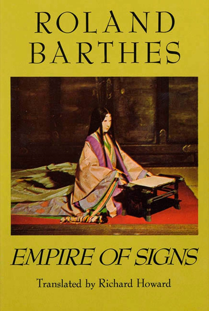 critical essays on roland barthes
