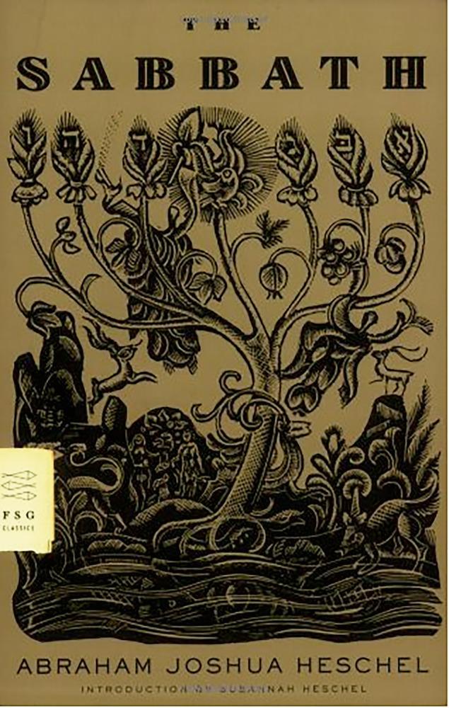The Sabbath by Abraham Joshua Heschel 2005 Paperback Judaica Spirituality Book