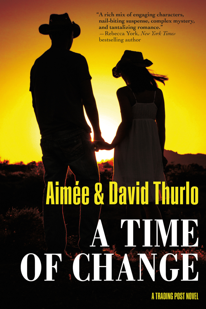 A Time of Change by Aimée Thurlo and David Thurlo