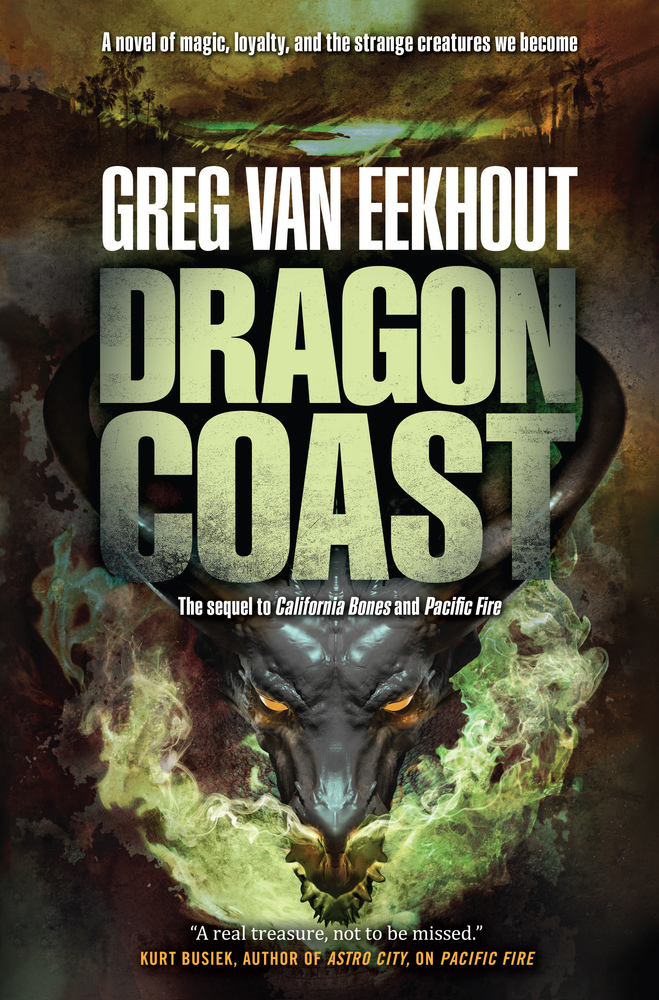 Dragon Coast by Greg van Eekhout
