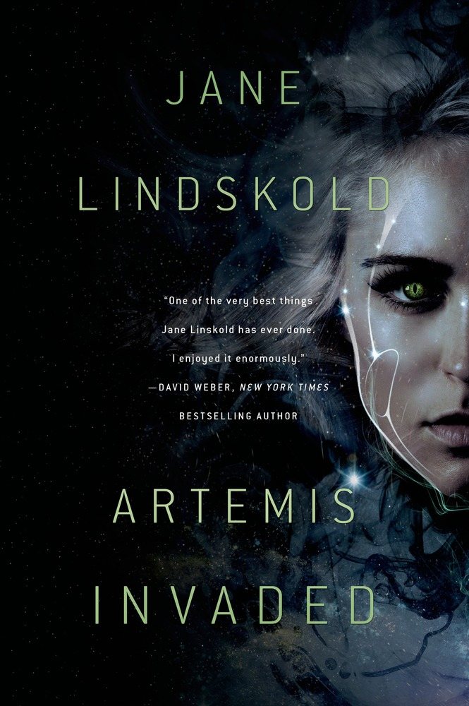 Artemis Invaded by Jane Lindskold