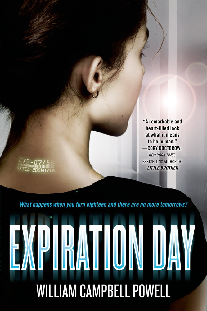 Expiration Day by William Campbell Powell