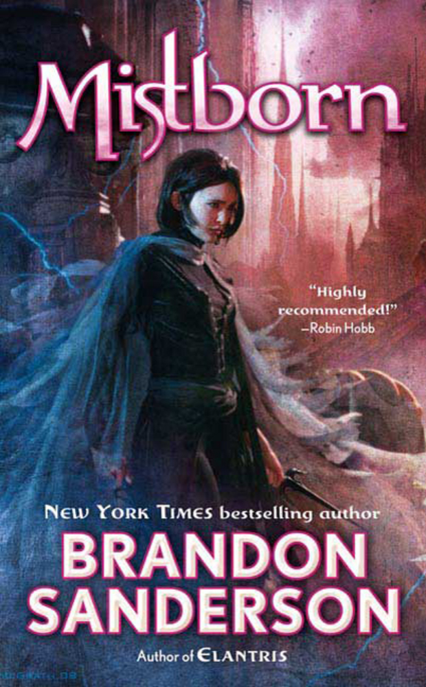 Book Cover Series Hub : 've read the final empire mistborn brandon