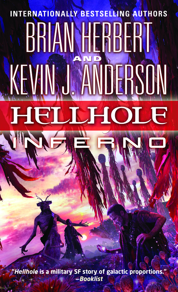 Hellhole by Brian Herbert and Kevin J. Anderson