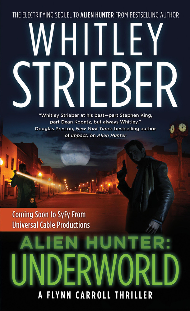 Alien Hunter: Underworld by Whitley Strieber