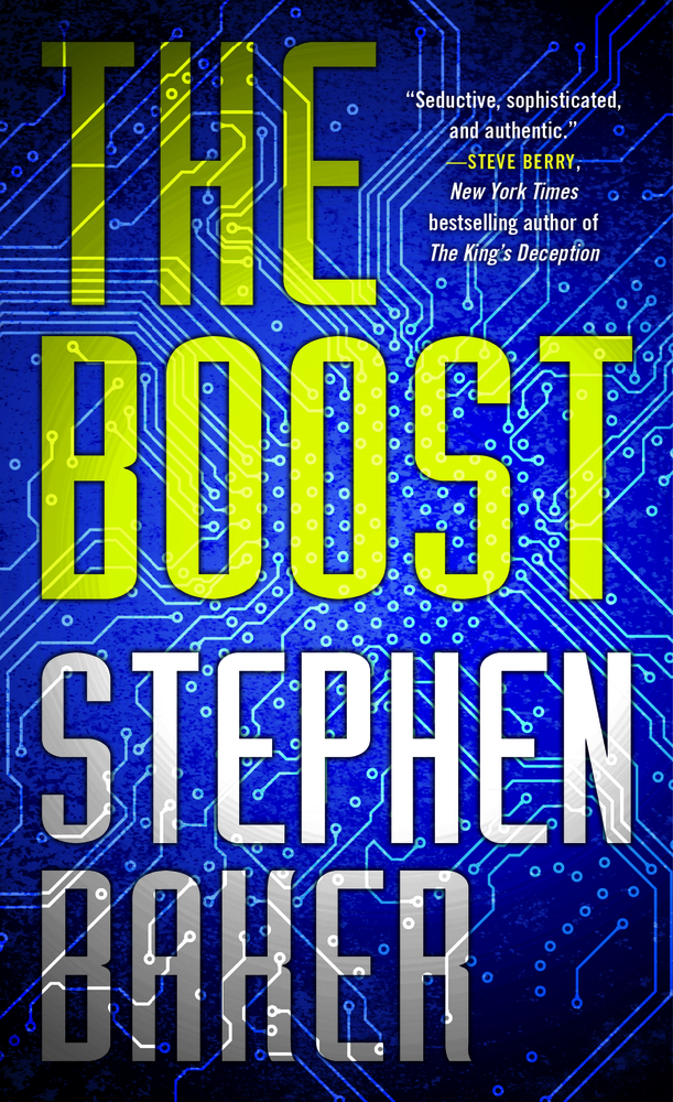 The Boost by Stephen Baker