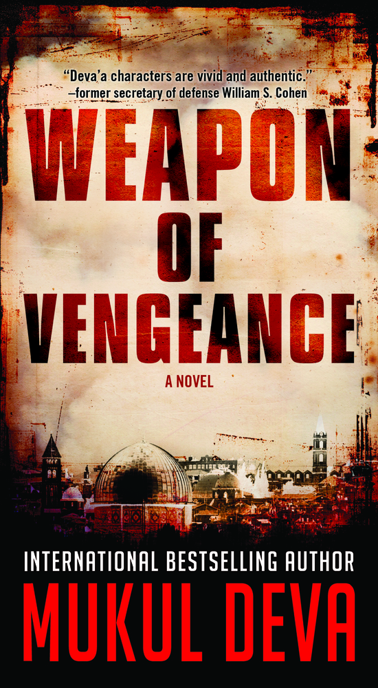 Weapon of Vengeance by Mukul Devan