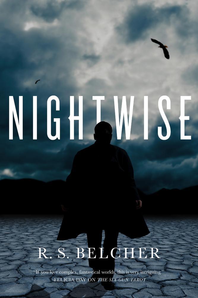 Nightwise by R.S. Belcher