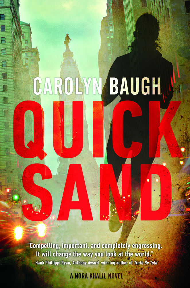Quicksand by Carolyn Baugh