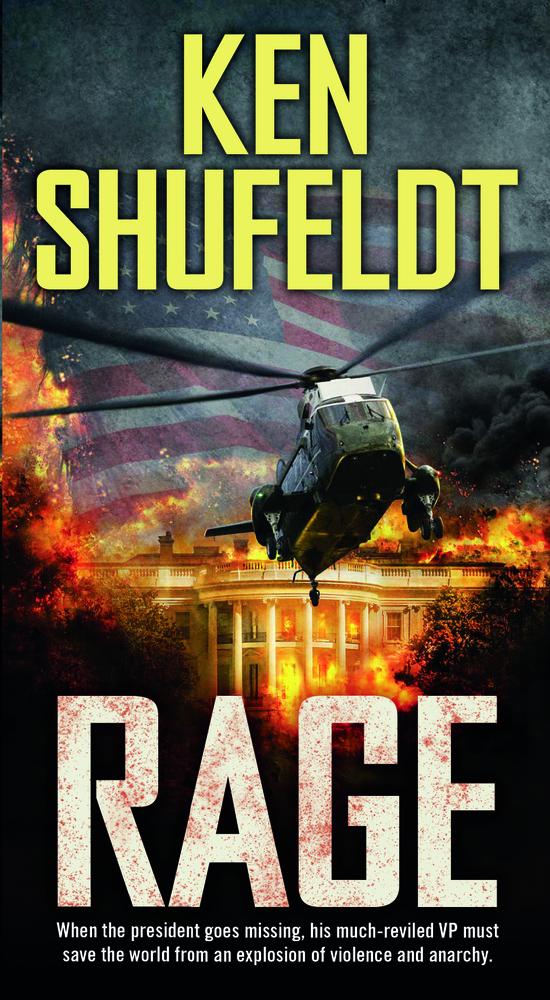 Rage by Ken Shufeldt