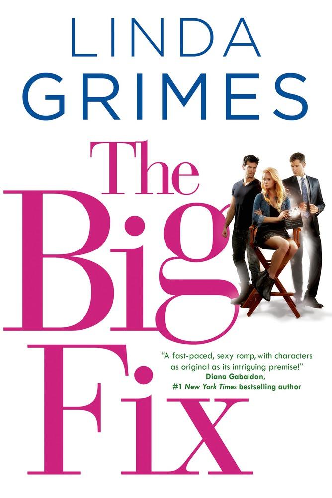 The Big Fix by Linda Grimes