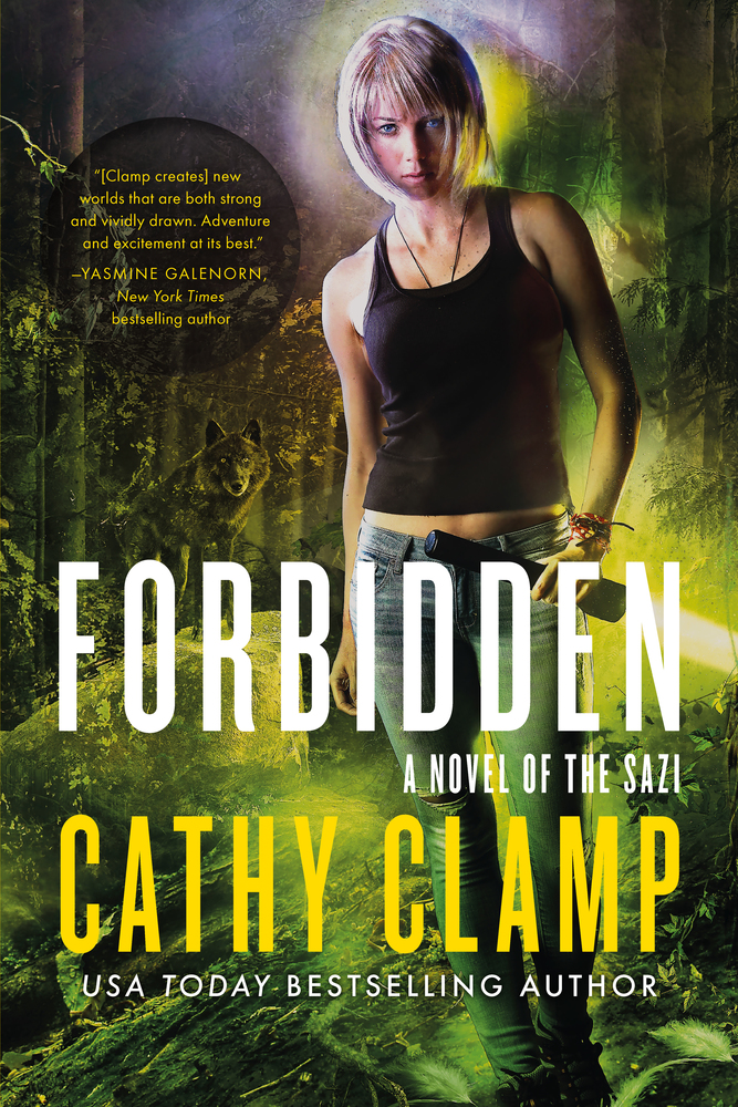 Forbidden by Cathy Clamp