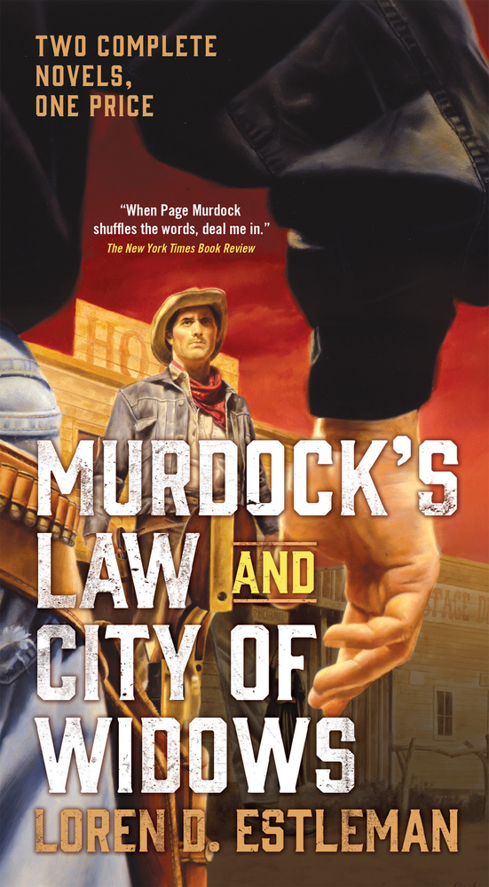 Murdock's Law and City of Widows by Loren D. Estleman