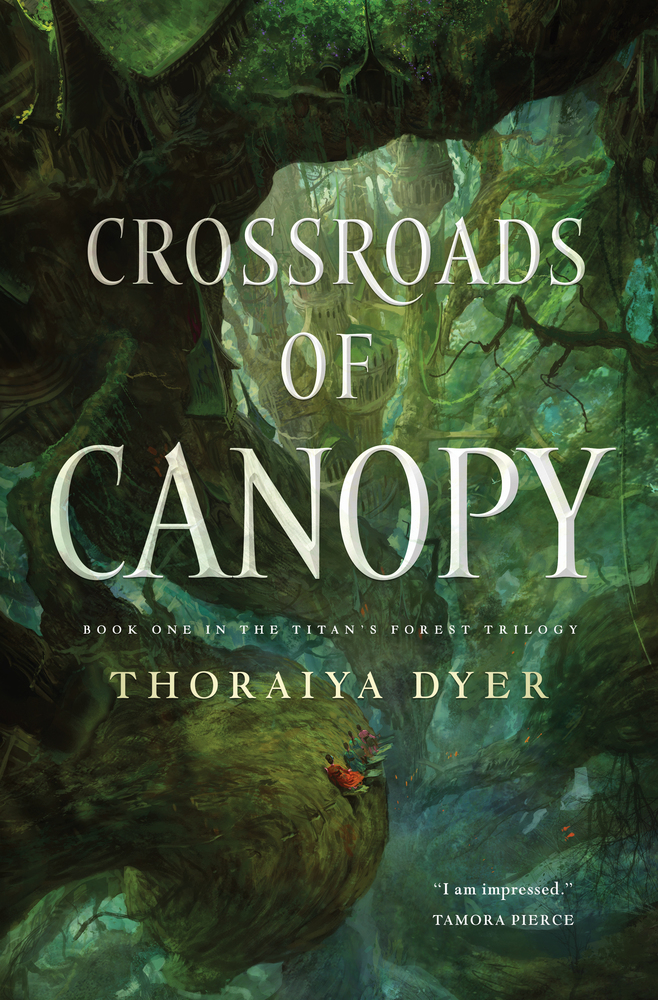 Crossroads of Canopy by Thoraiya Dyer