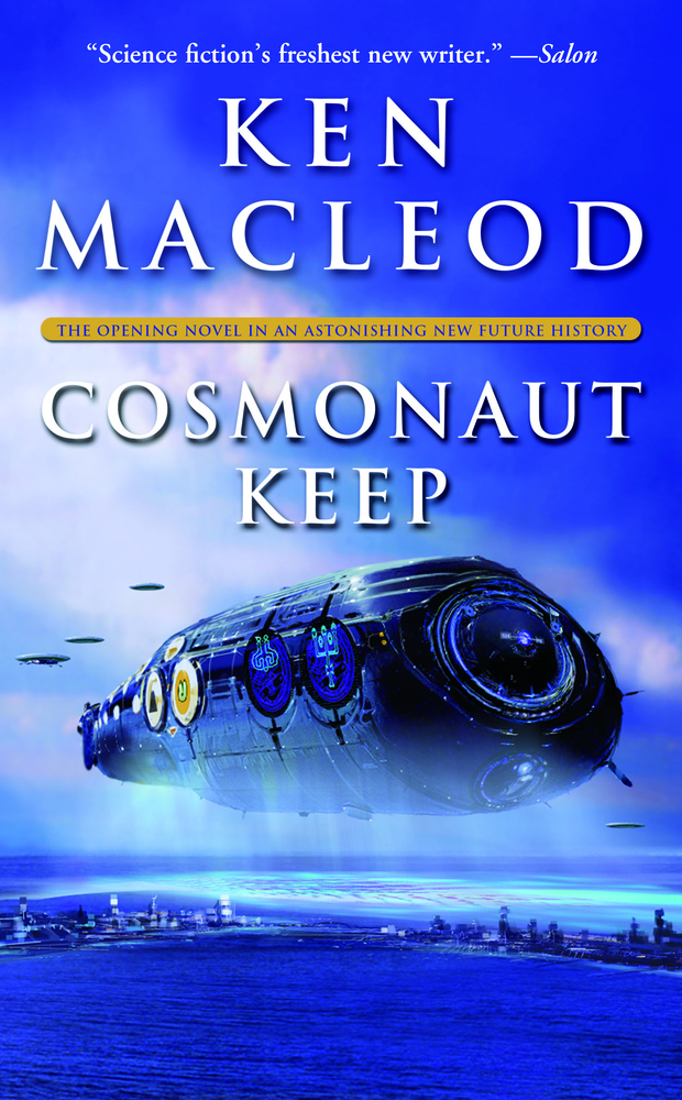 Book Reviews of Cosmonaut Keep The Opening Novel in An ...