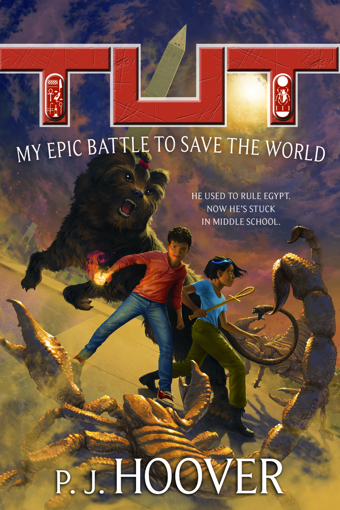 Tut: My Epic Battle to Save the World