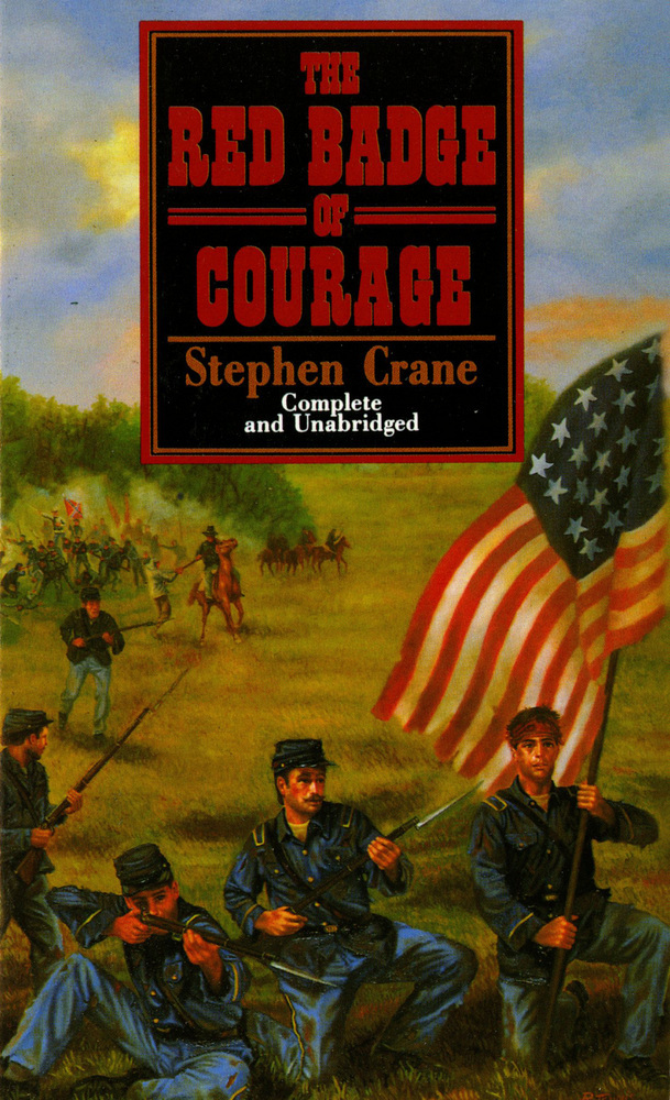 Critical essays on red badge of courage