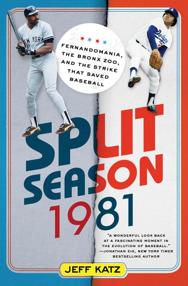 Split Season: 1981 by Jeff Katz