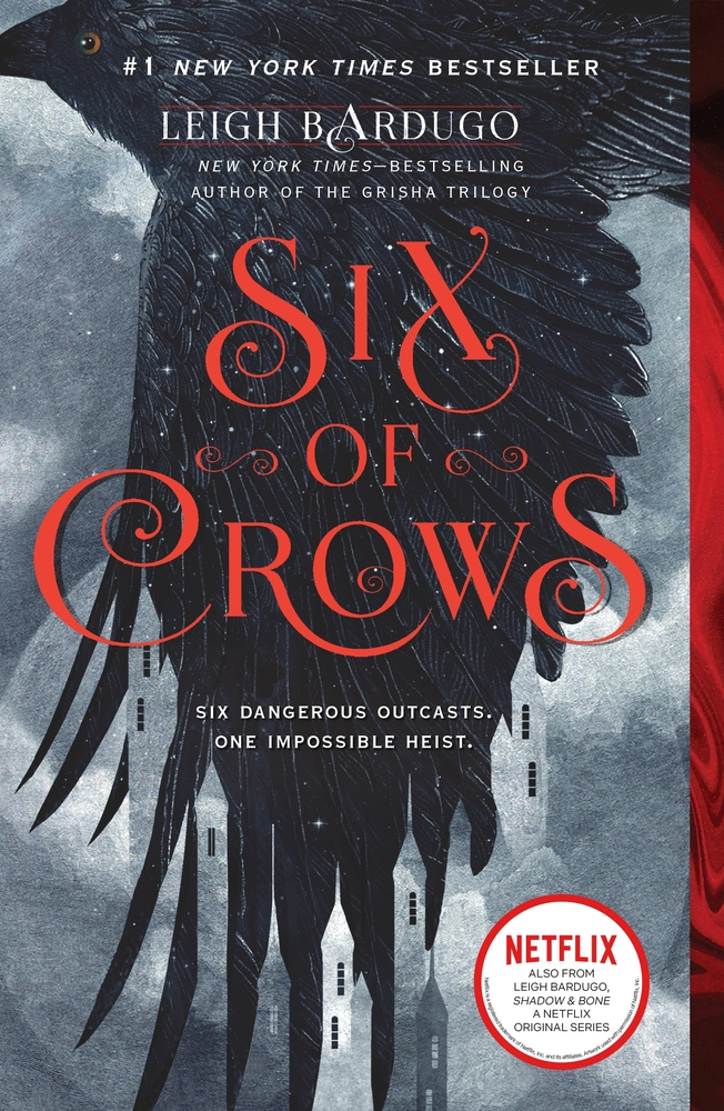 Six of crows leigh bardugo macmillan for Square fish publishing