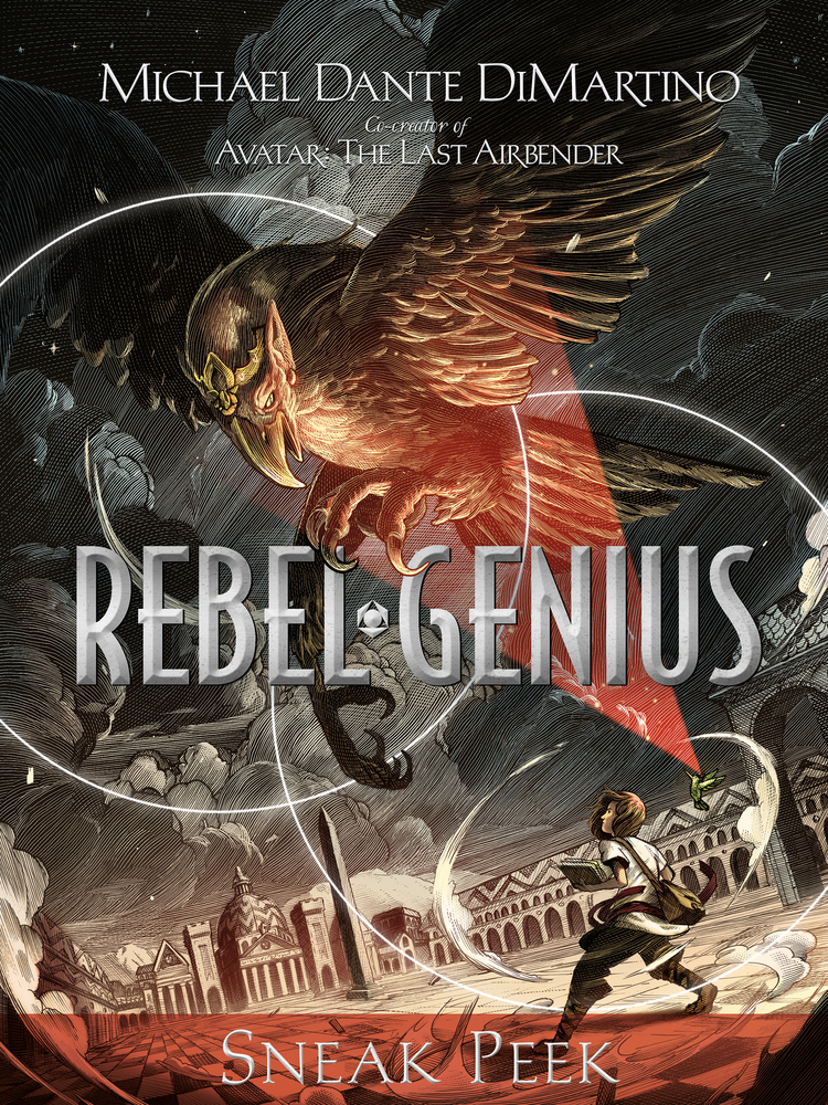 REBEL GENIUS Sneak Peek