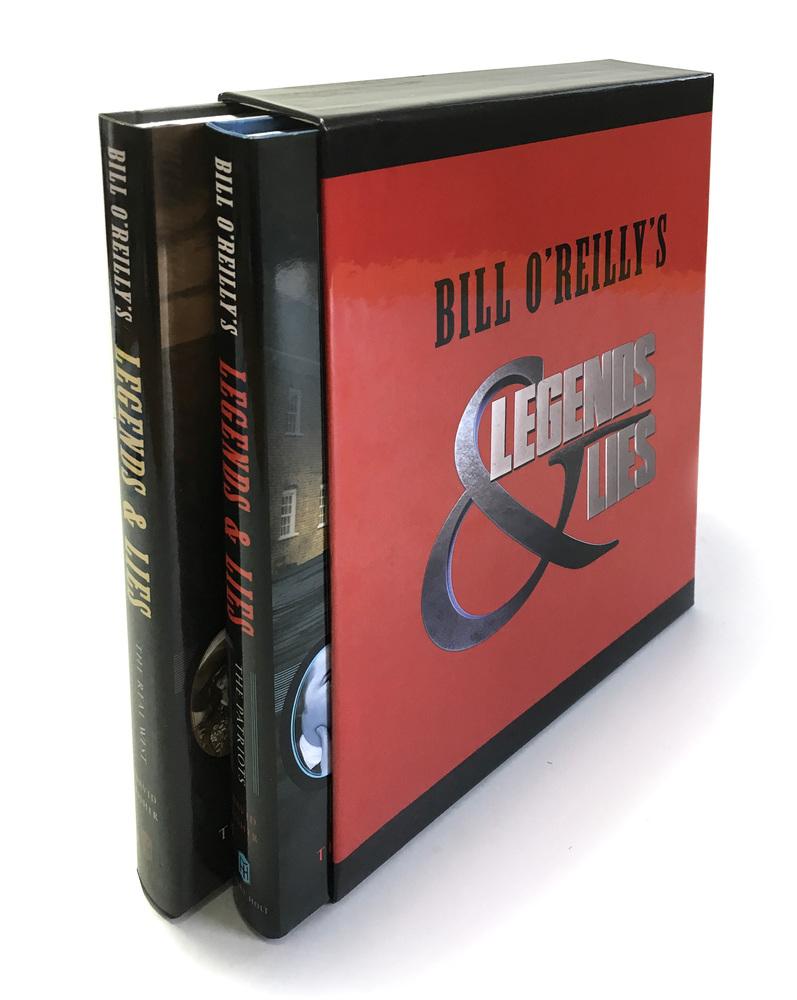 Legends and Lies Box Set