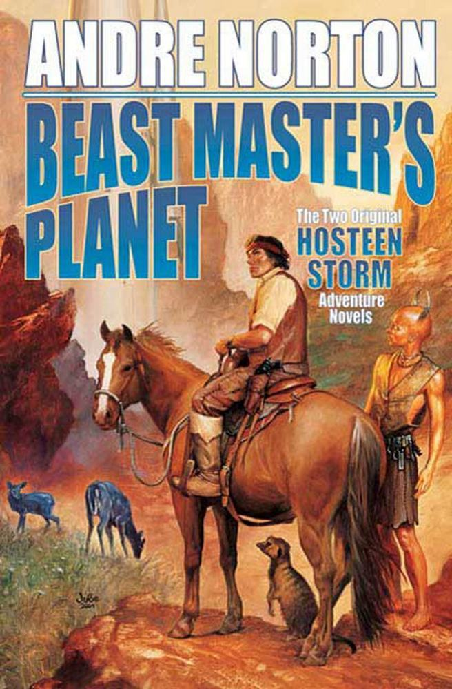 Beast Master's Planet by Andre Norton and Lyn McConchie