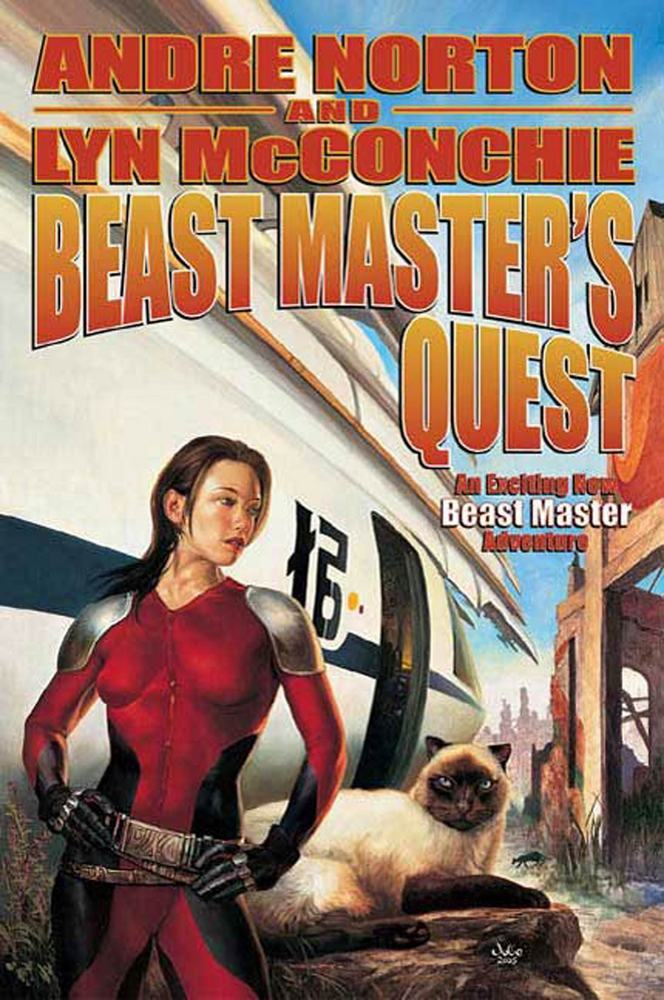 Beast Master's Quest by Andre Norton and Lyn McConchie