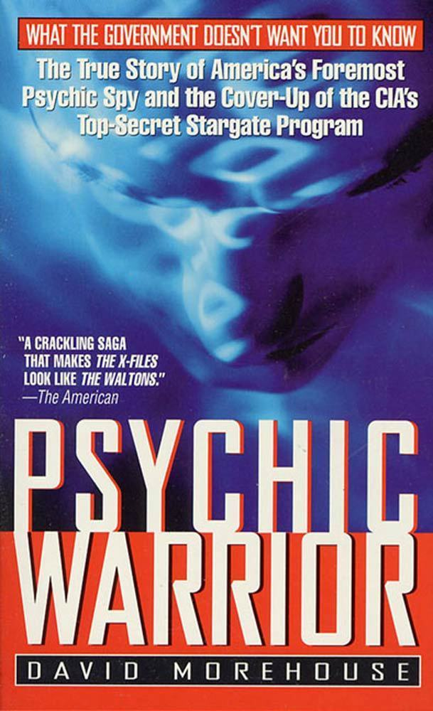 Psychic warrior david morehouse