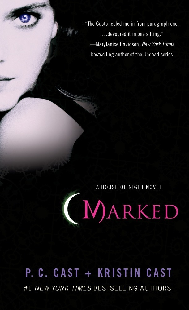 Marked by P. C. Cast and Kristin Cast