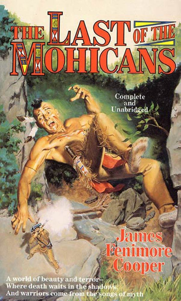 romanticism traits in last of the mohicans