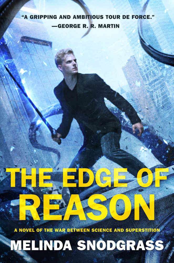 The Edge of Reason by Melinda Snodgrass