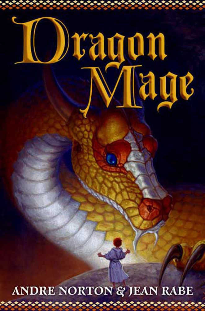 Dragon Mage by Andre Norton and Jean Rabe
