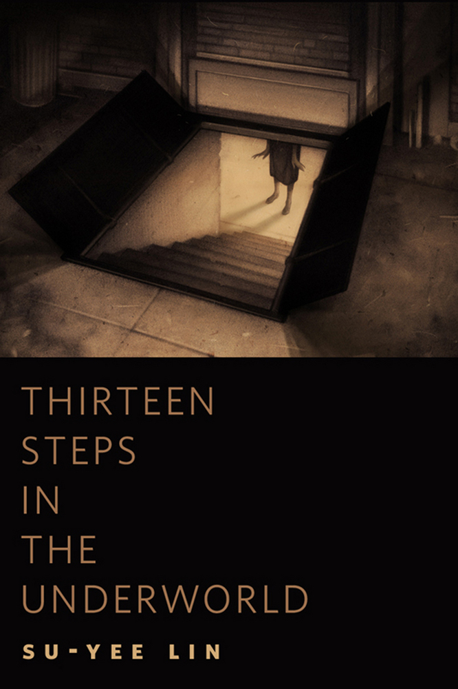 Book cover: Thirteen Steps in the Underworld